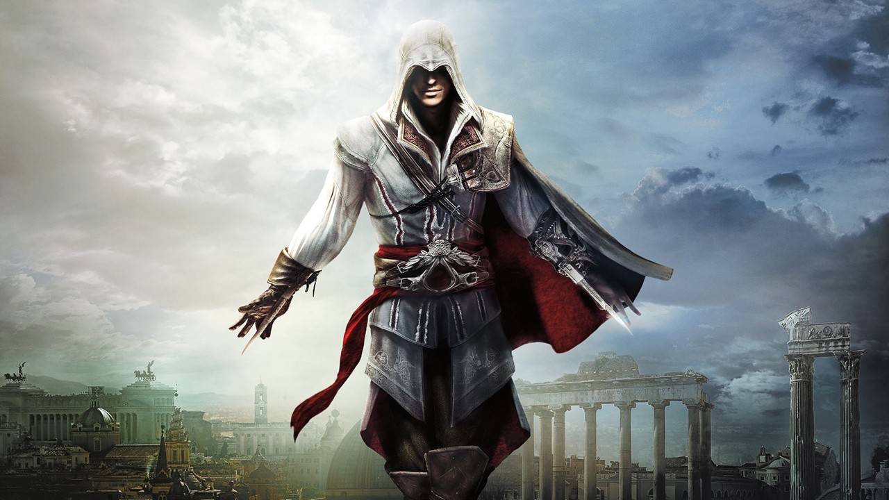 Assassin's Creed The Ezio Collection Key Art