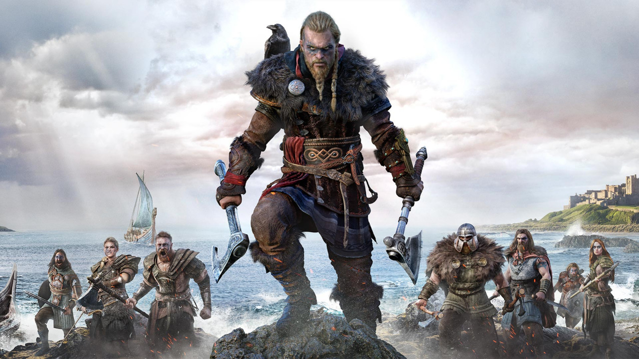 Assassin's Creed Valhalla Key Art