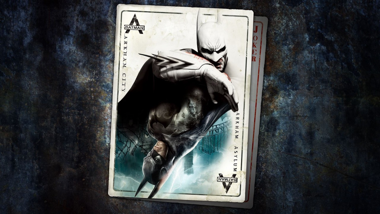 Batman: Return to Arkham Main Art