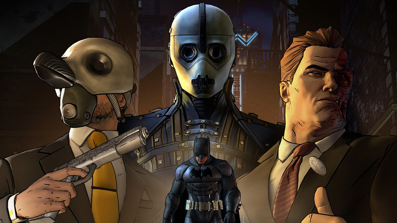 Batman - The Telltale Series: il trailer del quinto e ultimo episodio