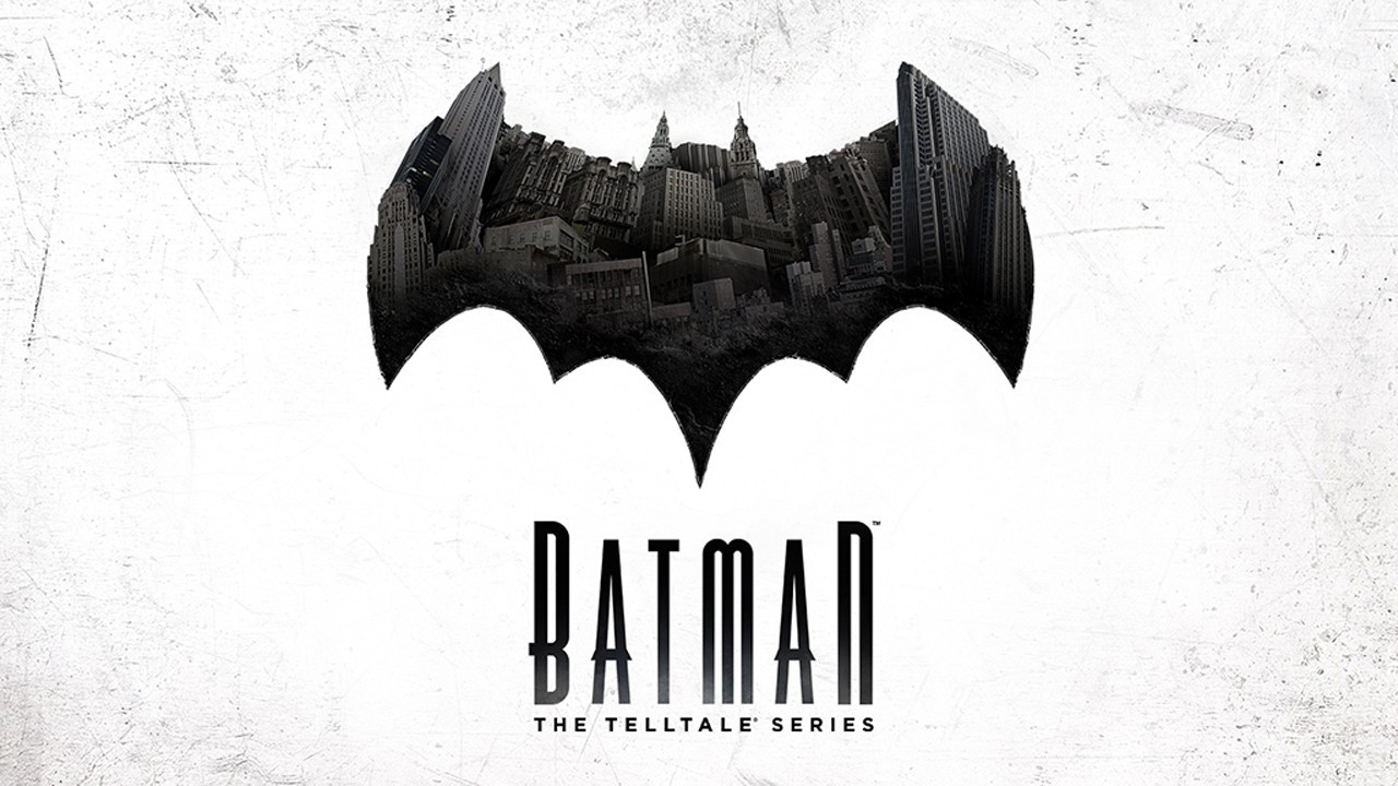 Batman - The Telltale Series Main Art