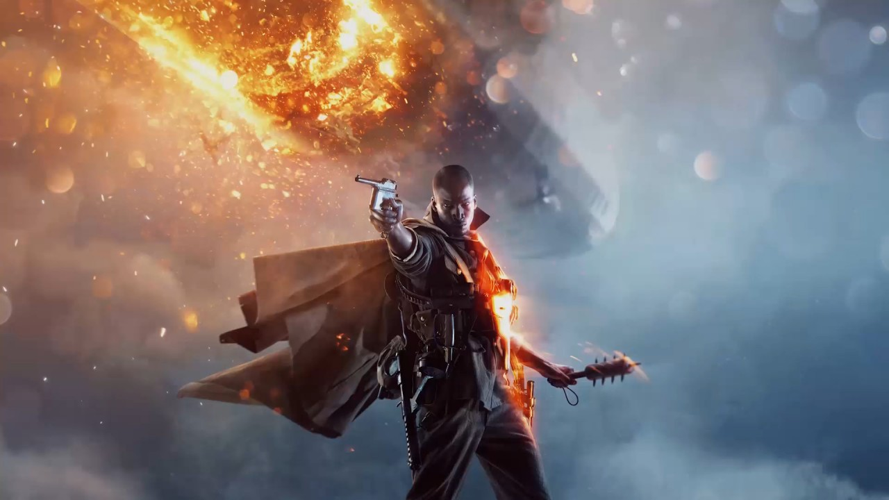 Battlefield 1 Main Art