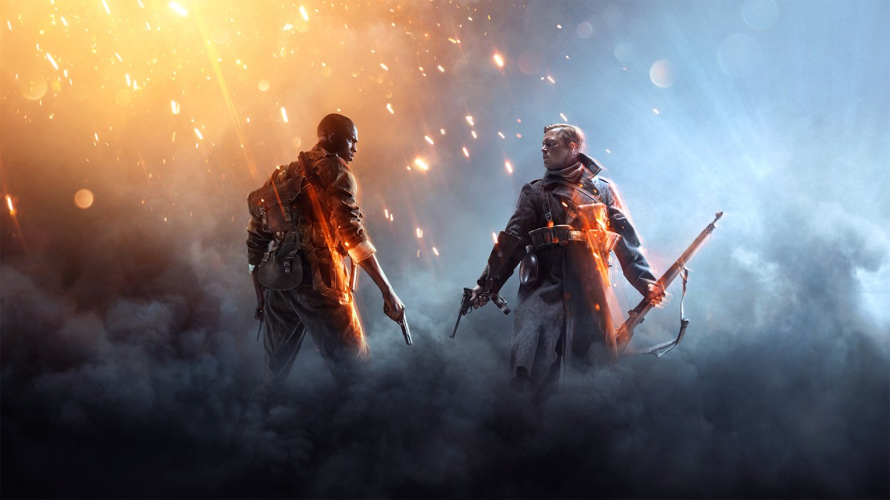 Battlefield 1 Multiplayer Art