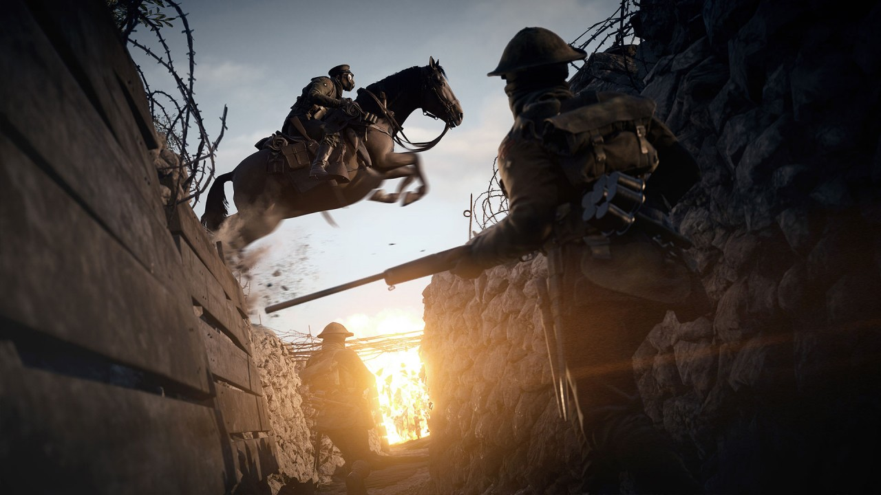 Battlefield 1 Screenshot Trincea