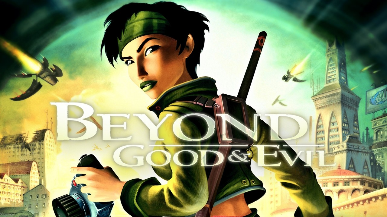 Beyond Good and Evil: Main Art