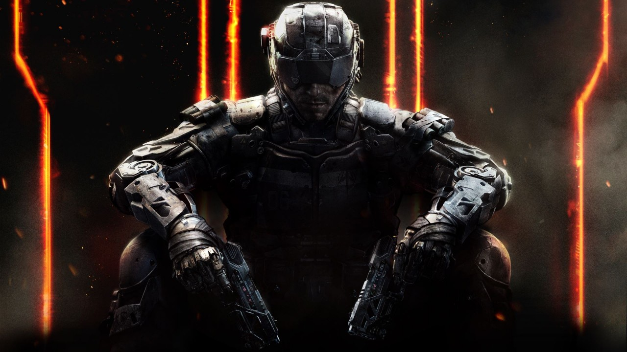 Call of Duty: Black Ops III Main Art