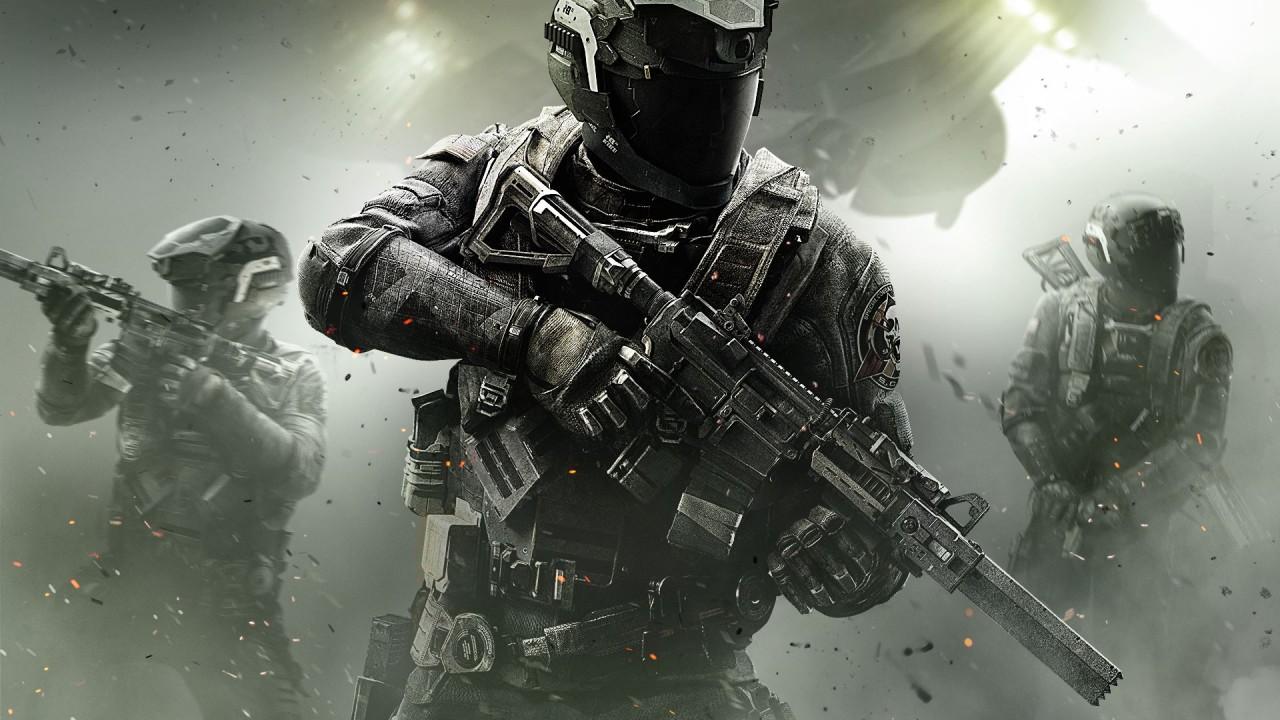 Call of Duty: Infinite Warfare Main Art