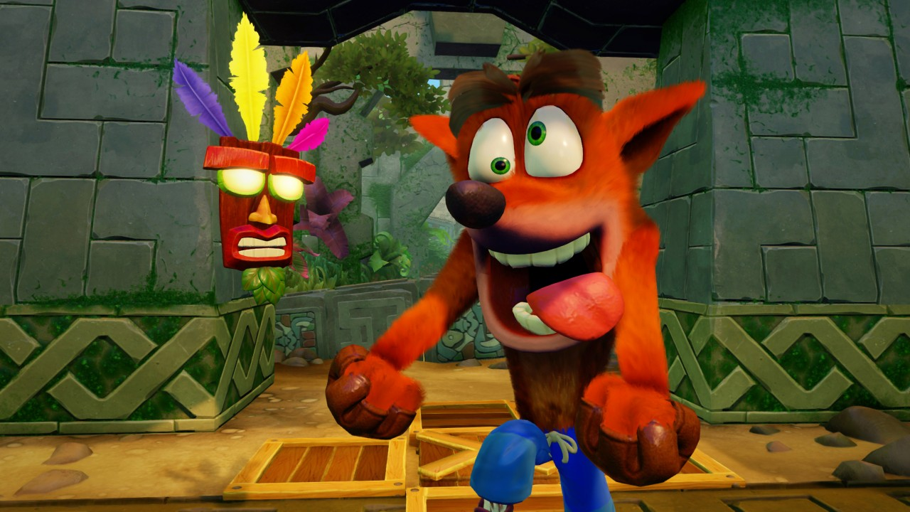 Crash Bandicoot Insane Trilogy