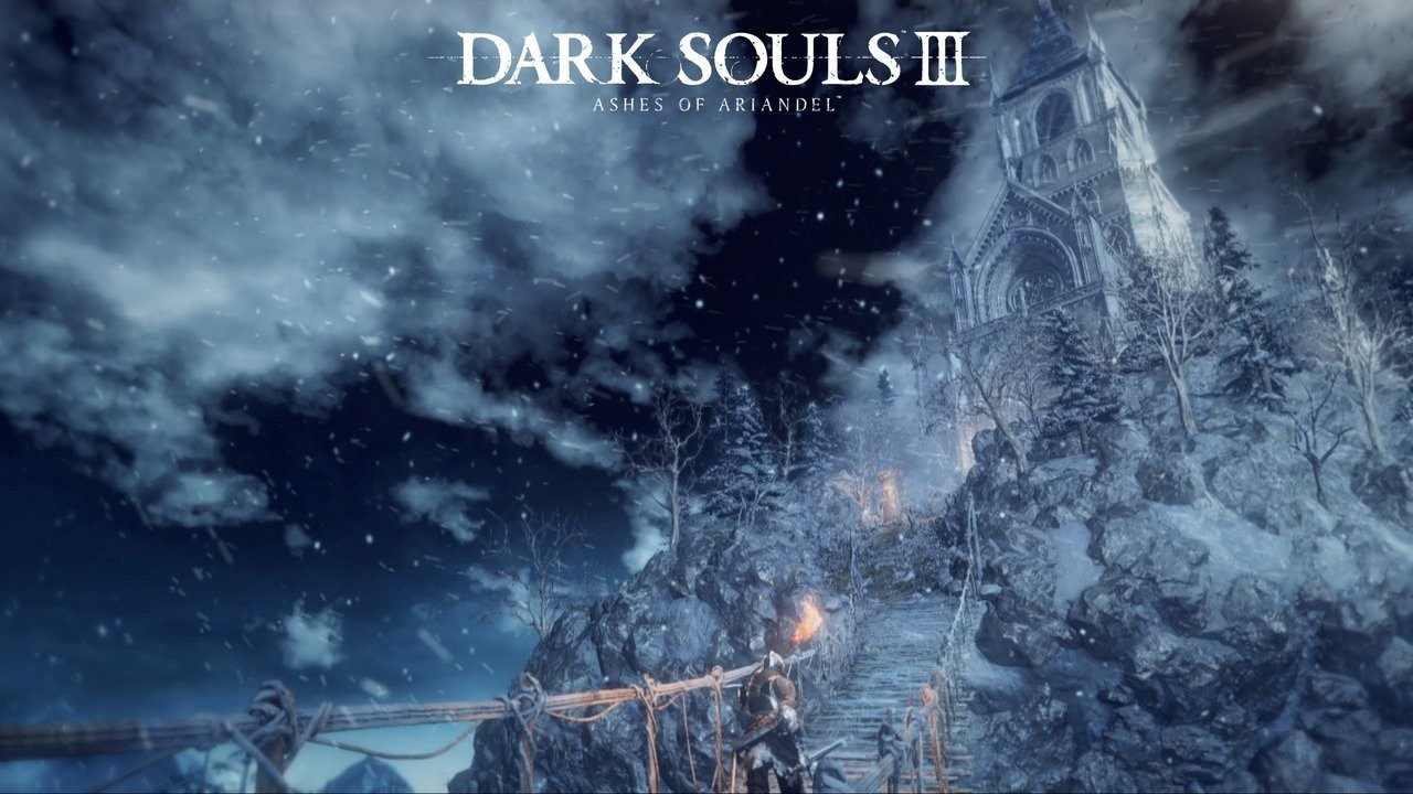 Dark Souls: Ashes of Ariandel Main Artwork