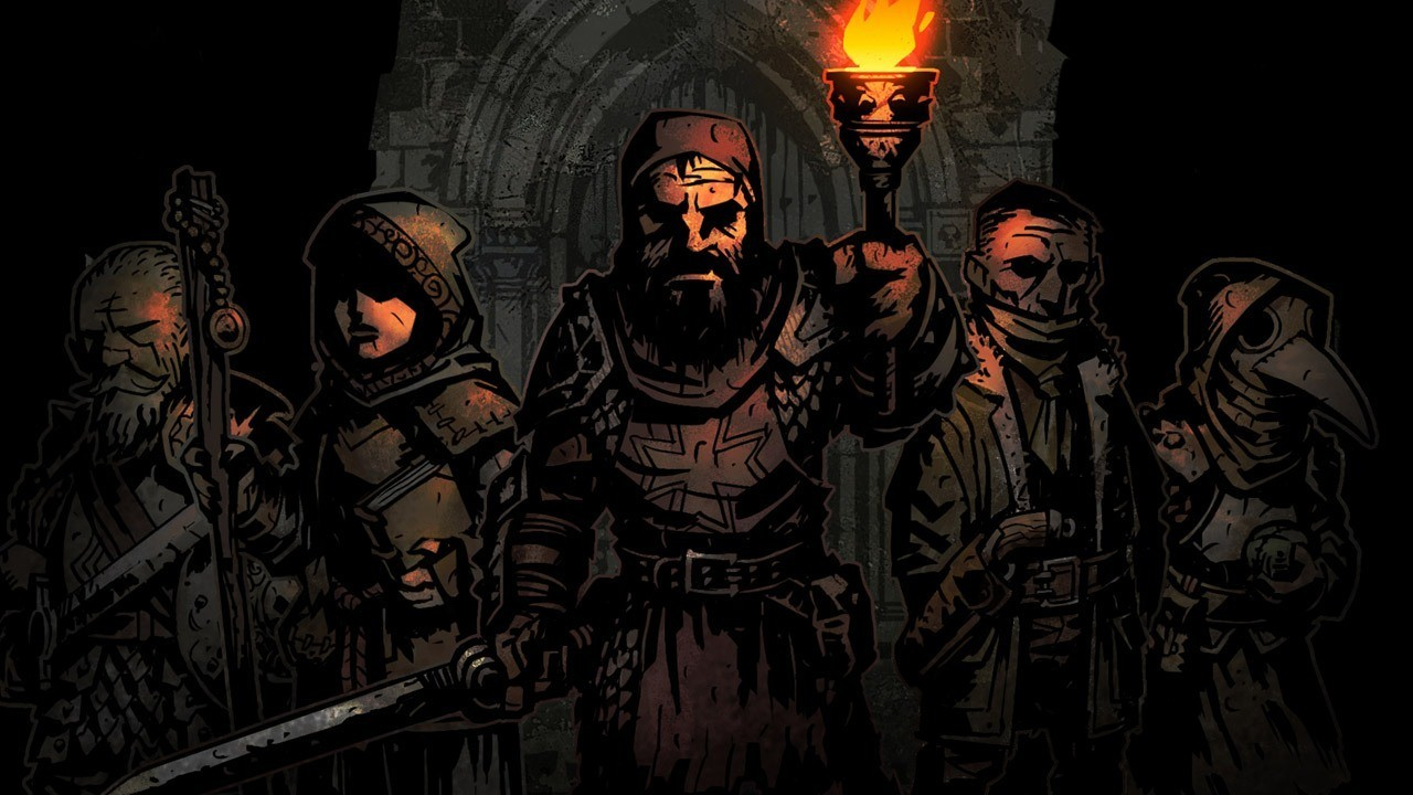 Darkest Dungeon Artwork