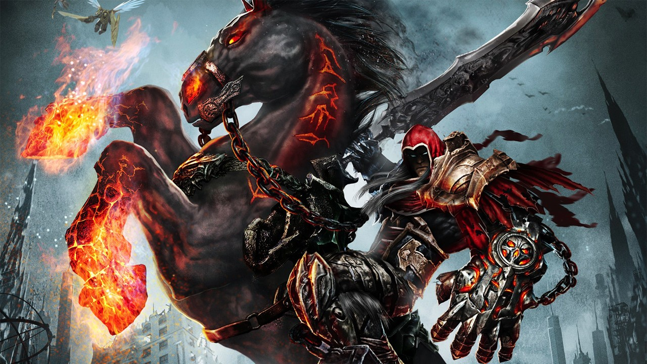 Darksiders Artwork