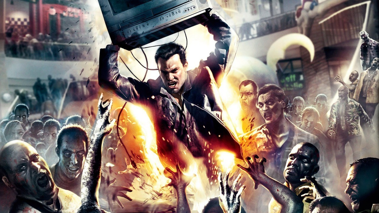 Dead Rising 1 Main Art