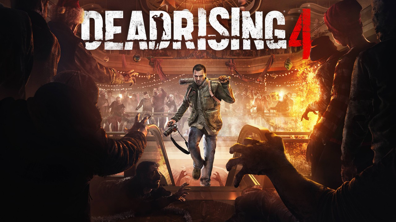 Dead Rising 4 Main Art