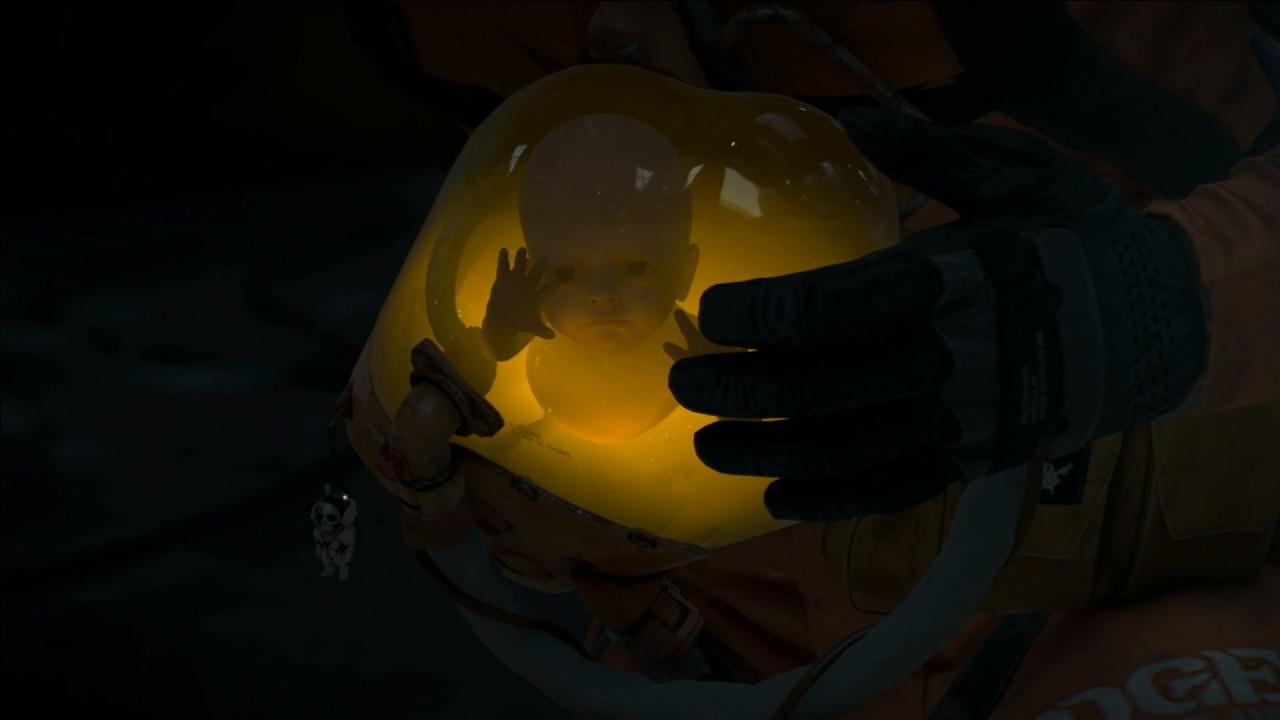 Death Stranding: feto