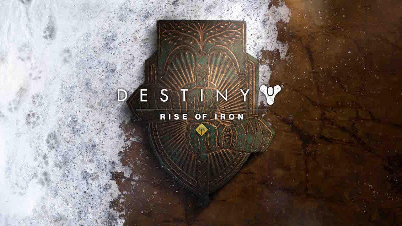 Destiny: I Signori del Ferro logo