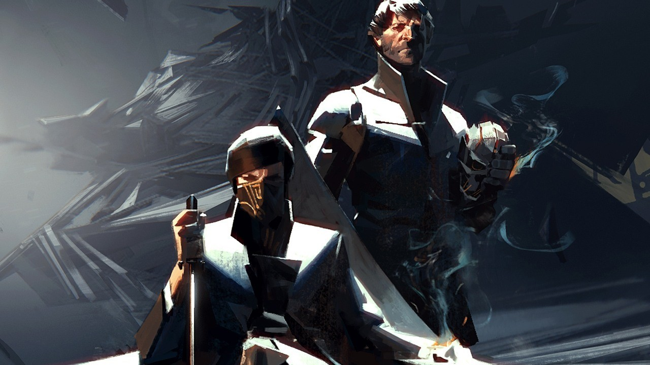 Dishonored 2 Artwork