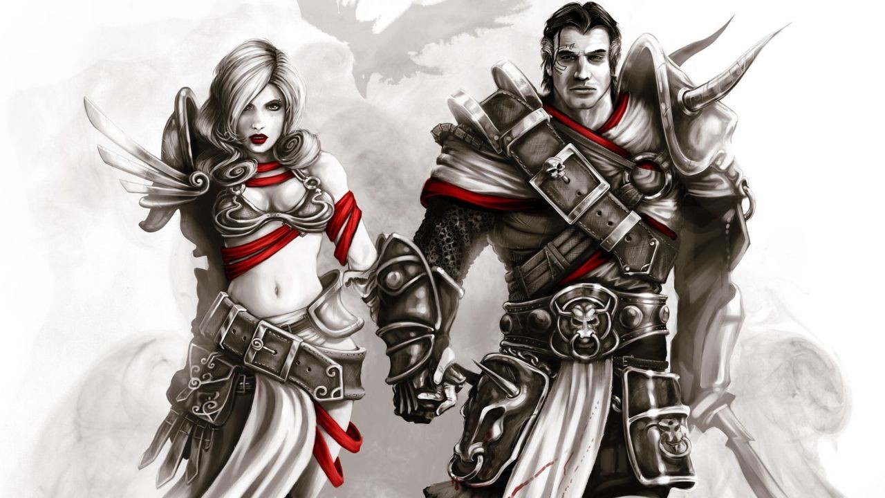 Divinity: Original Sin 2 Artwork