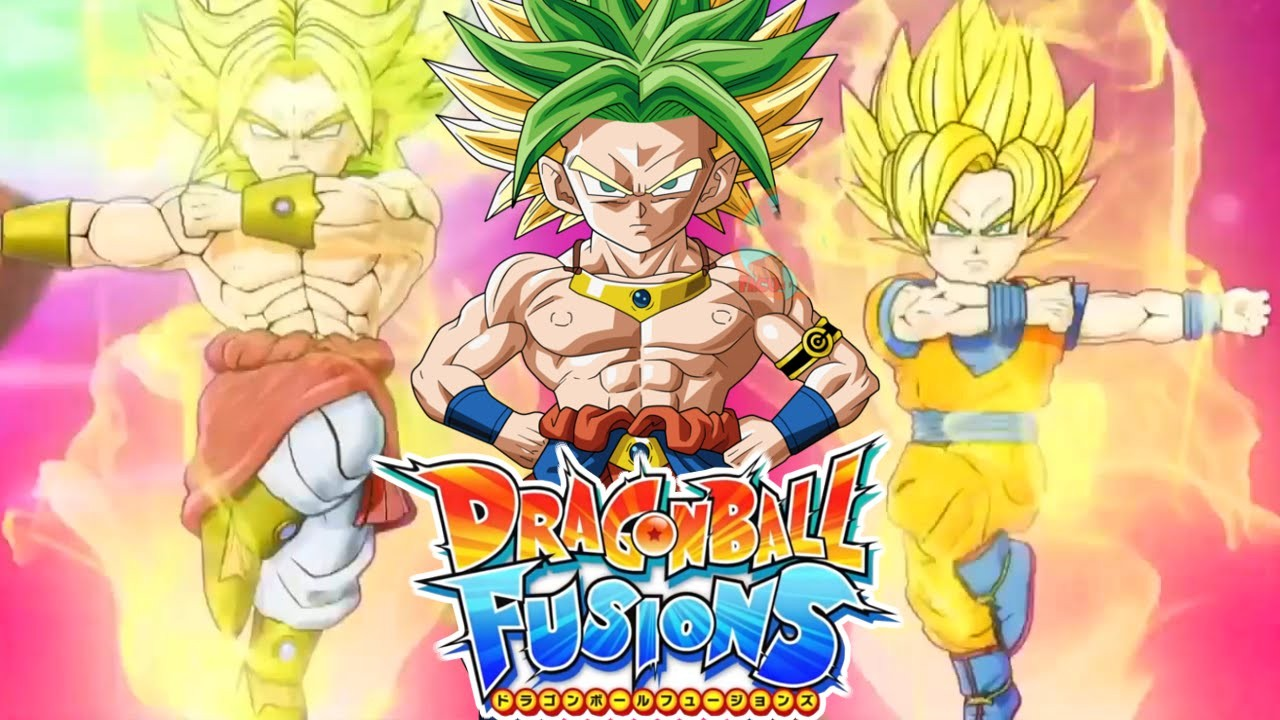 Dragon Ball Fusions News Cover