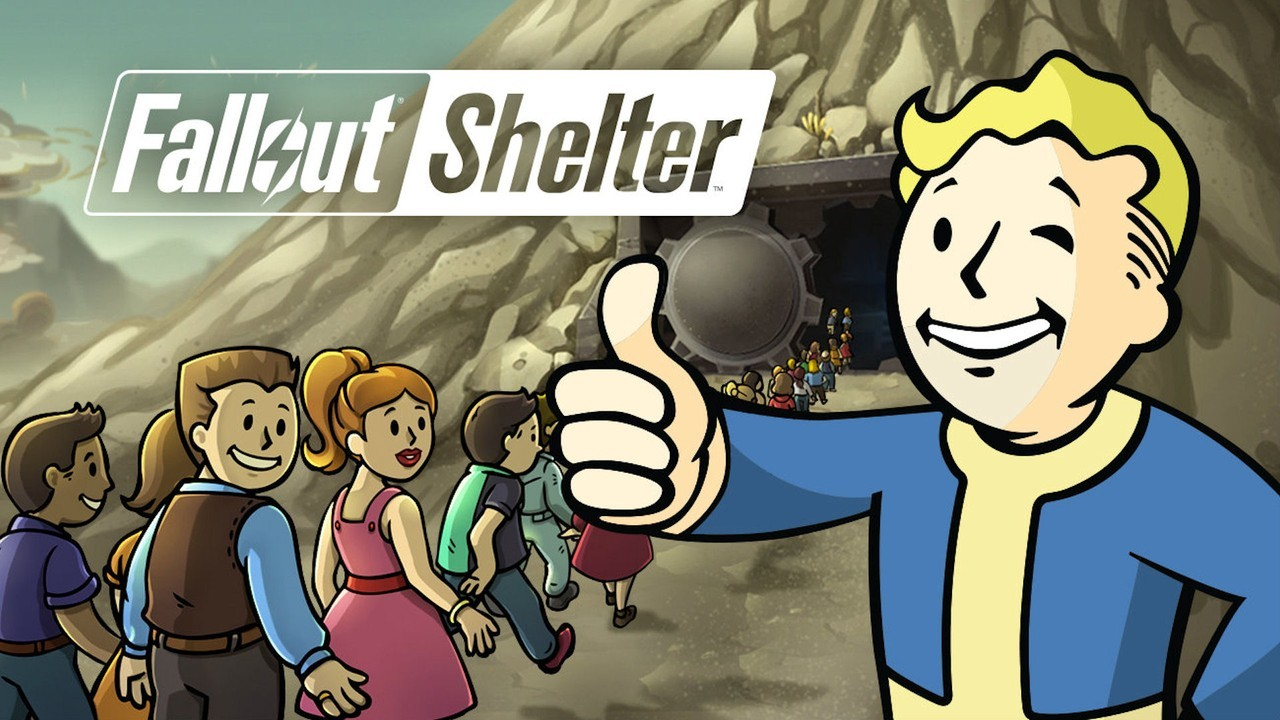 Fallout Shelter Main Art