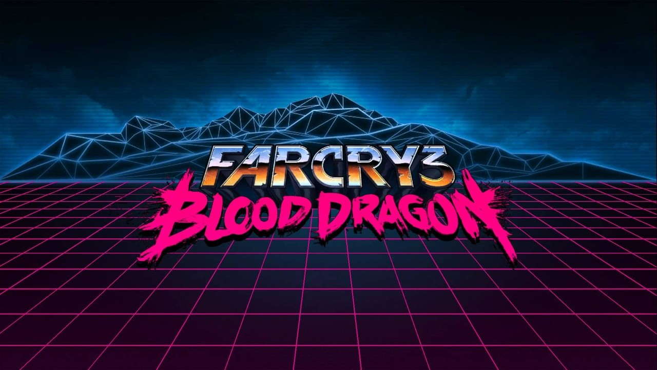 Far Cry 3: Blood Dragon Logo