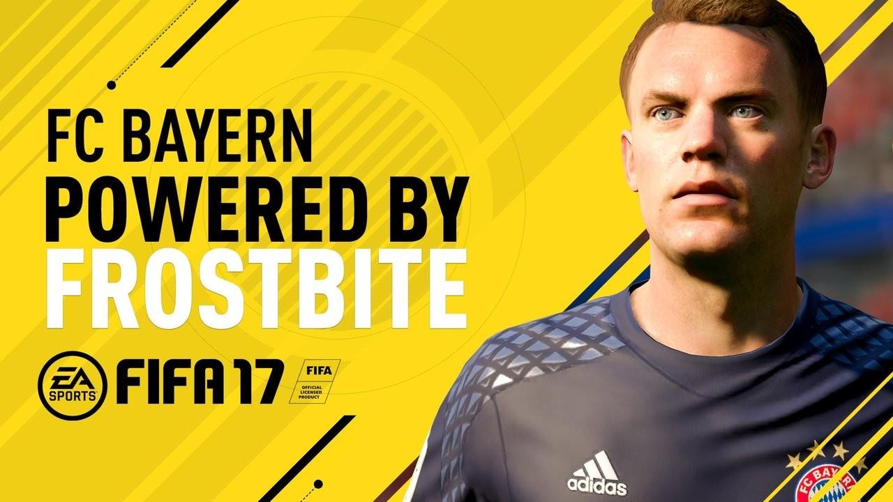 FIFA 17 Bayern Monaco