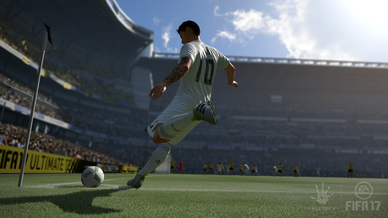 FIFA 17: La demo includerà 12 squadre