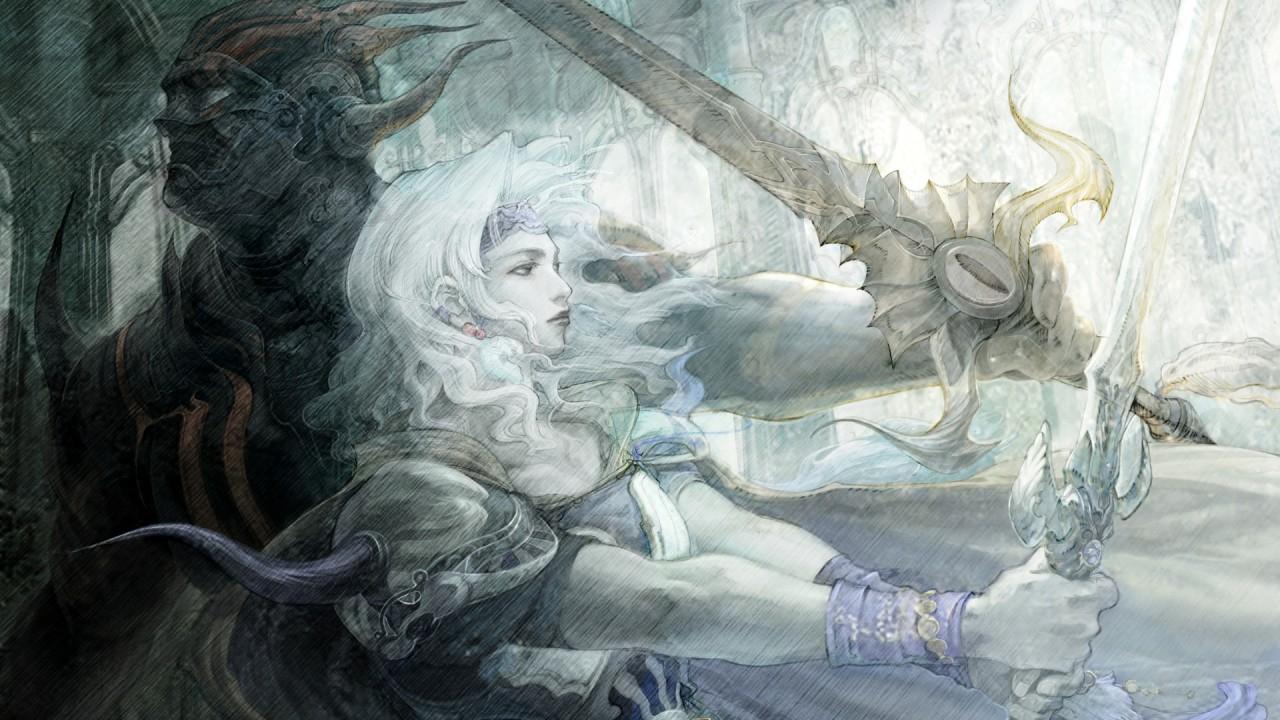 Final Fantasy IV Cecil Amano