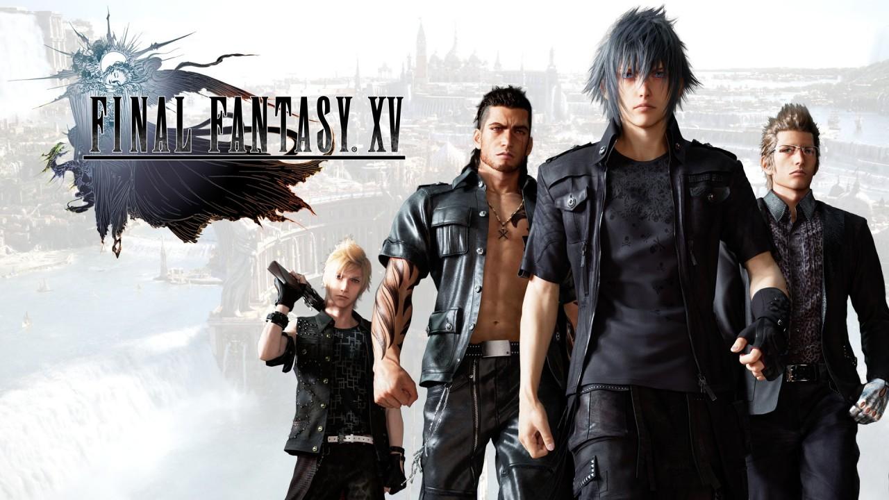 Final Fantasy XV Companions