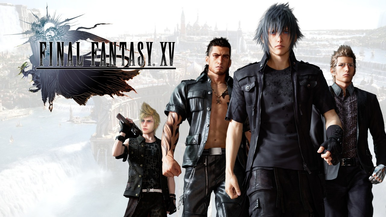 Final Fantasy XV: personaggi