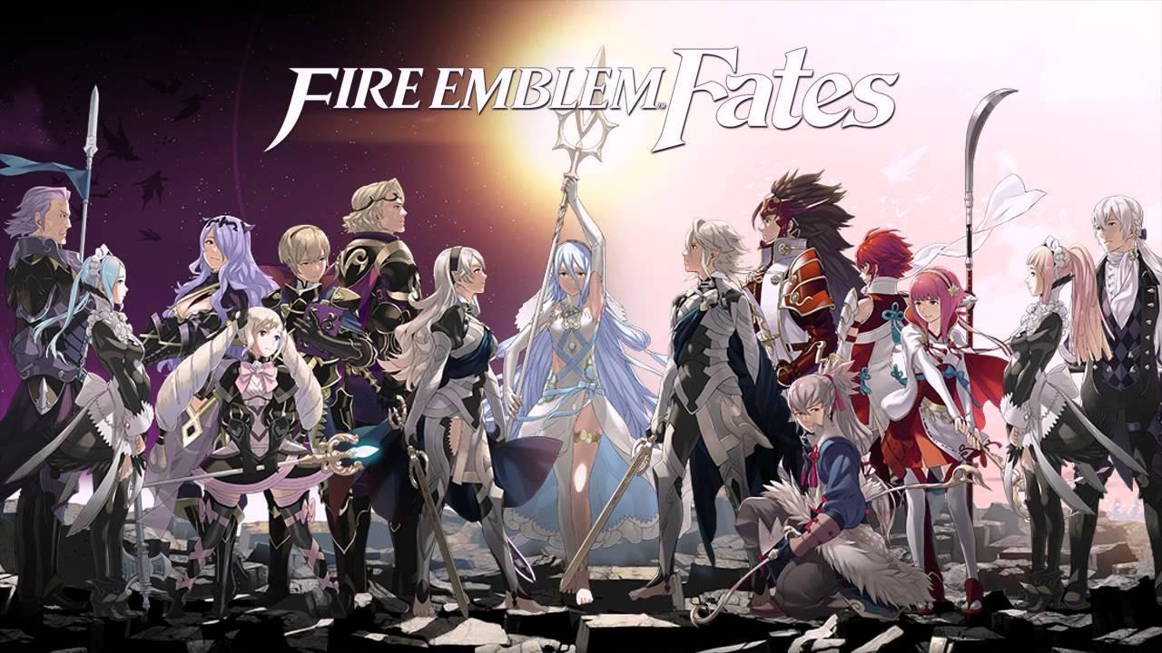 Fire Emblem Fates logo