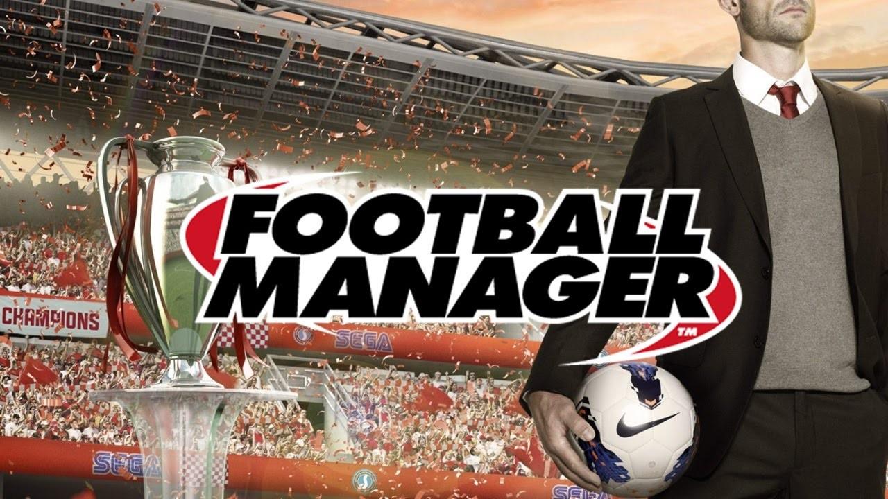 Football Manager Logo
