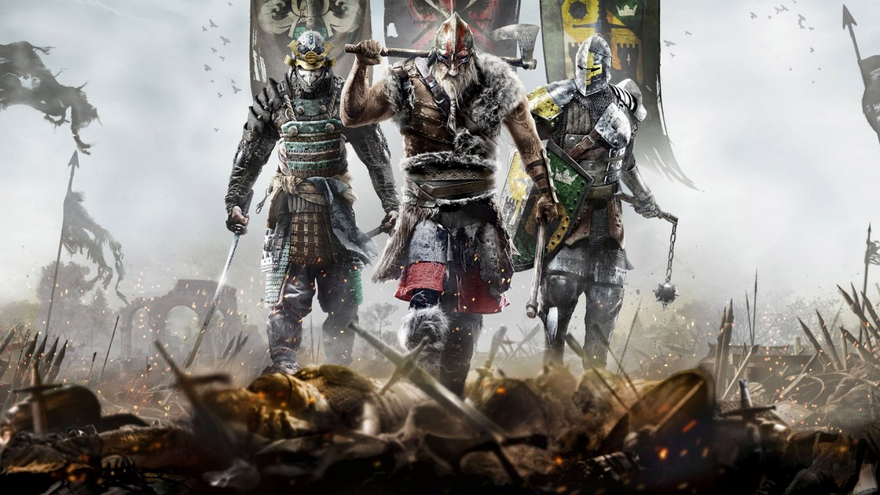 For Honor Main Art