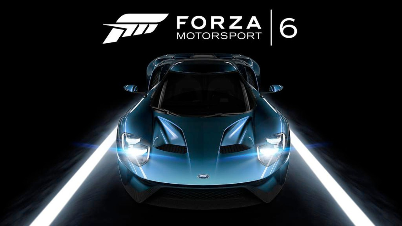 Forza Motorsport 6 news cover