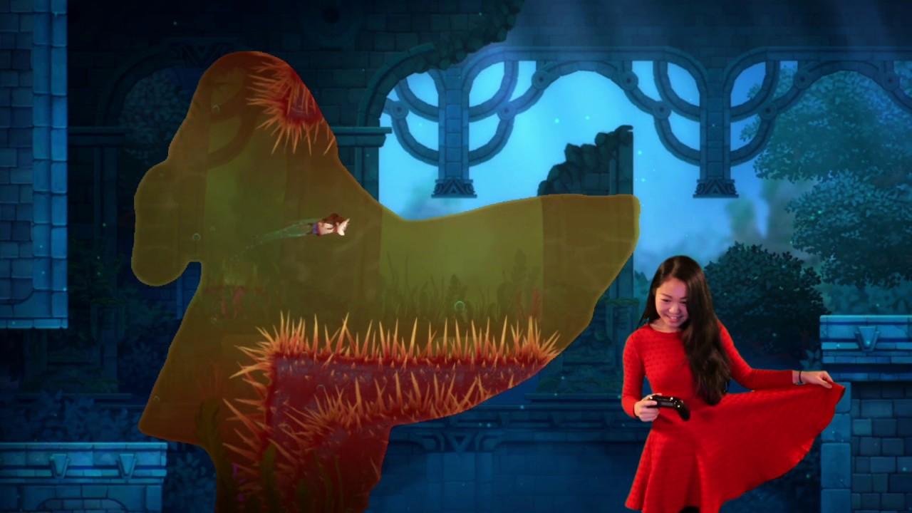 Fru Kinect: immagine del gioco