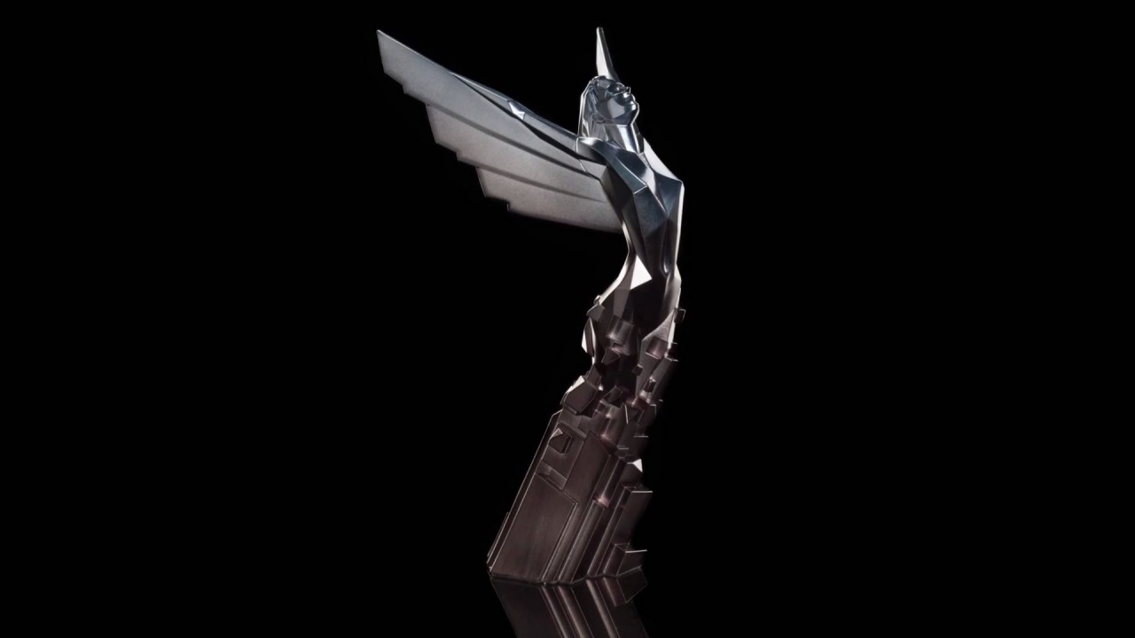 Game Awards statuetta