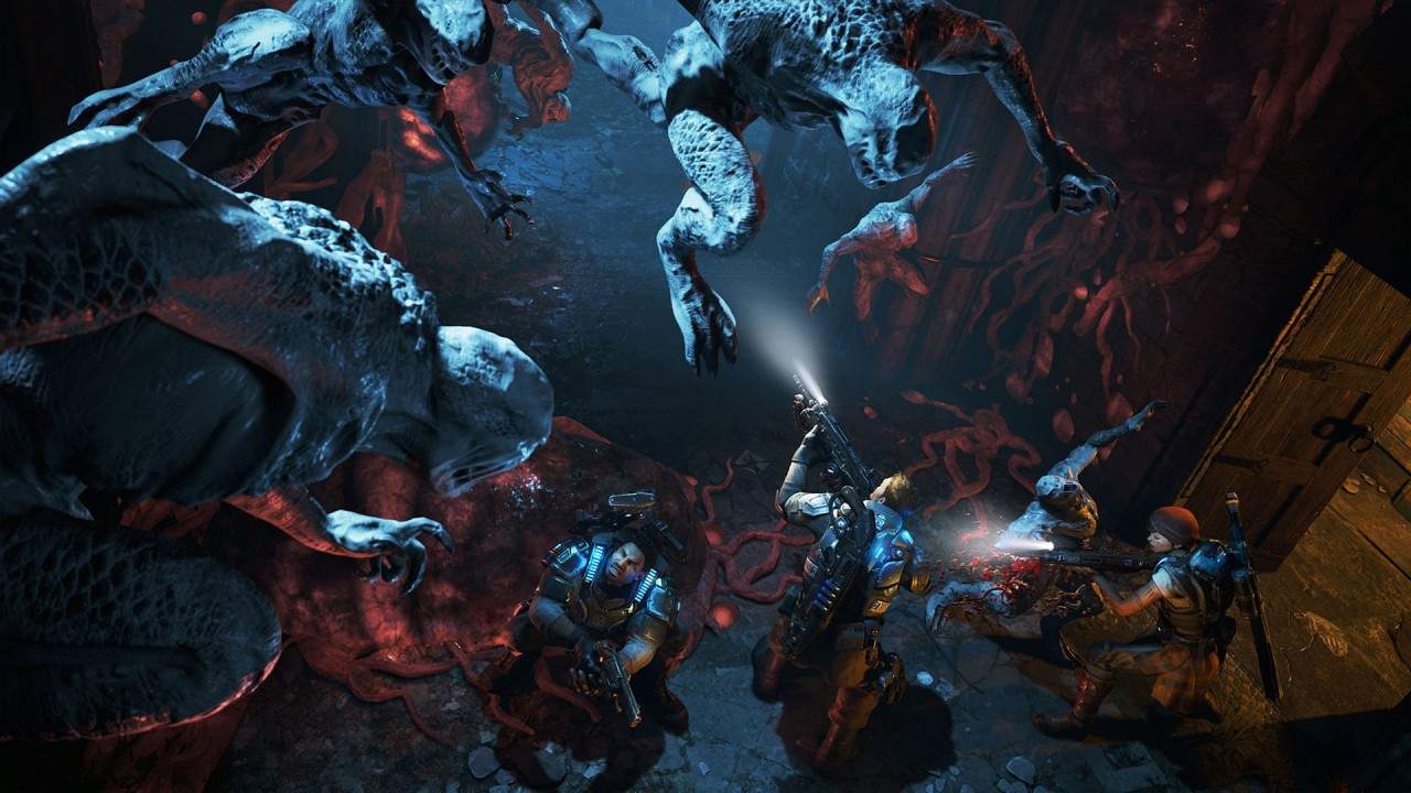 Gears of War 4 Campagna