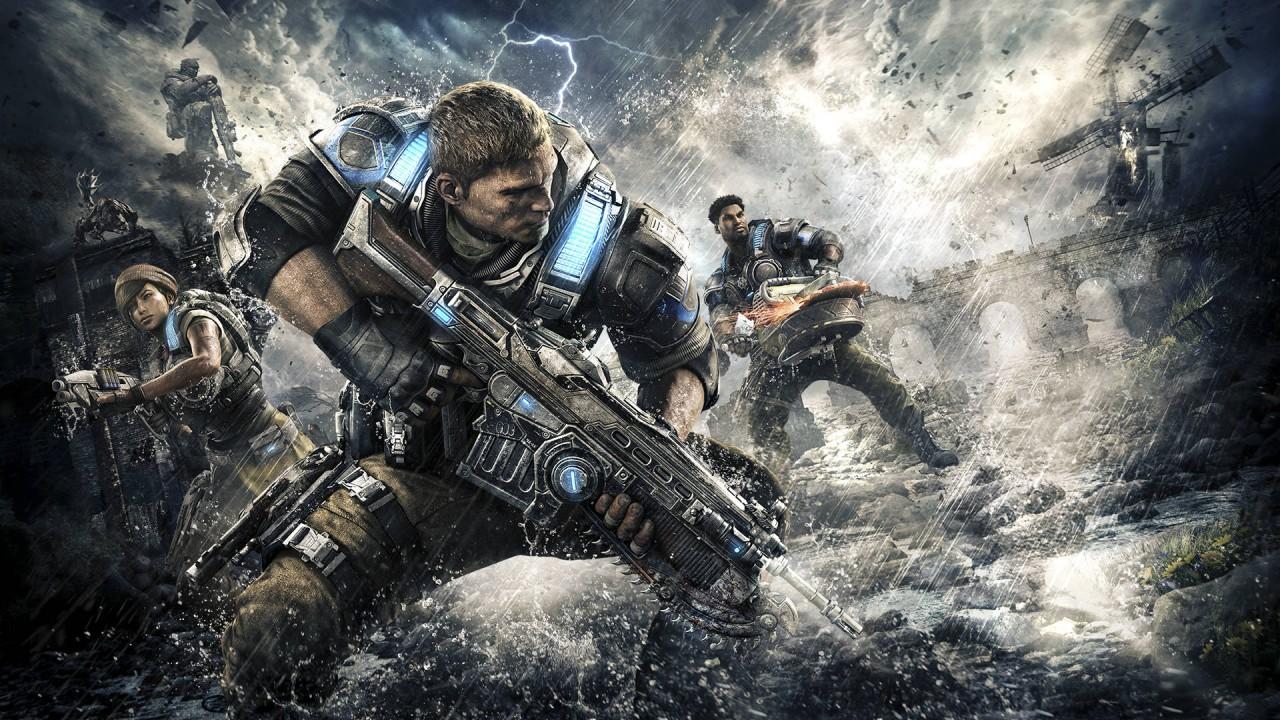 Gears of War 4 Main Art