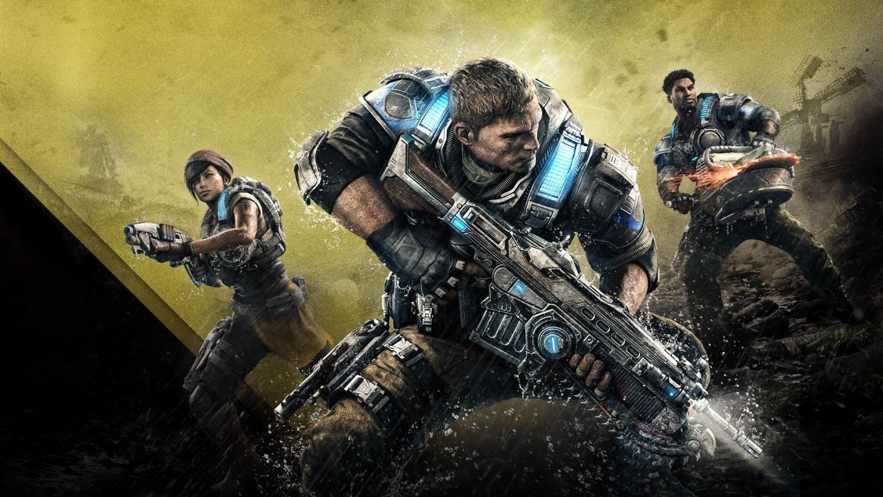 Gears of War 4 Main Art Ultimate Edition