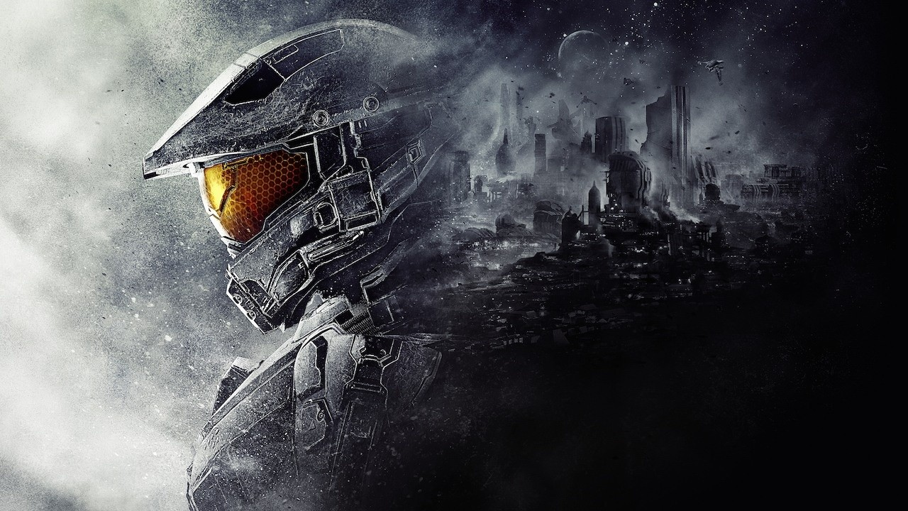 Halo 5: Guardians Main Art Master Chief