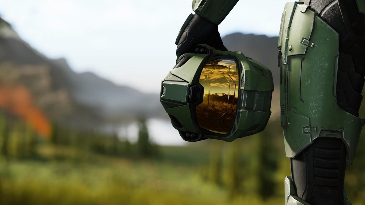 Halo Infinite: Master Chief