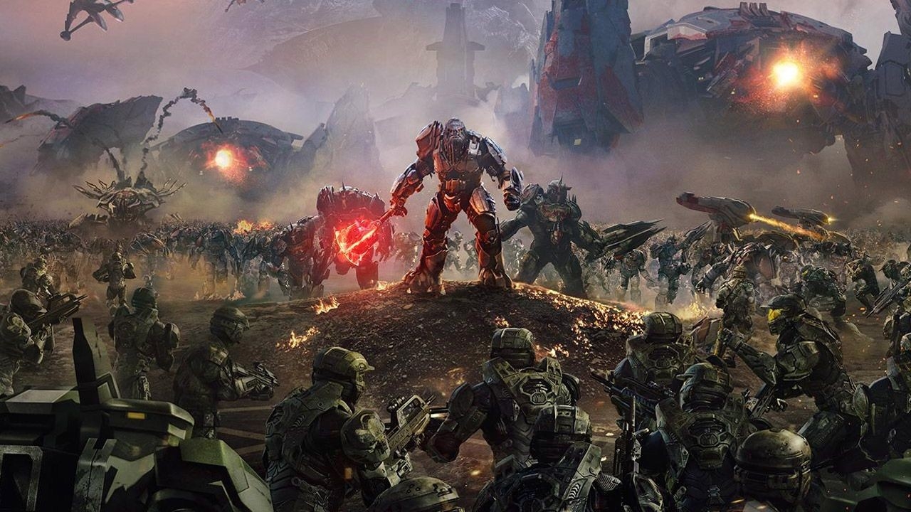 Halo Wars 2 Artwork
