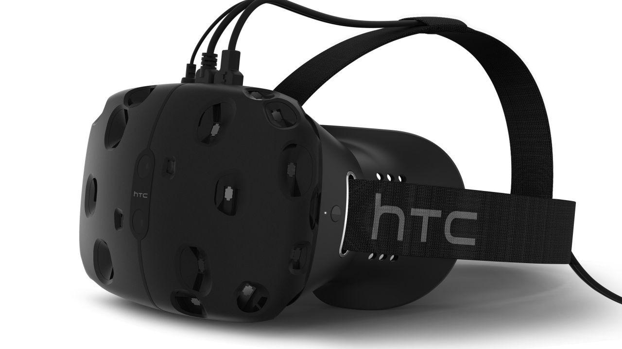 HTC Vive Immagine del visore