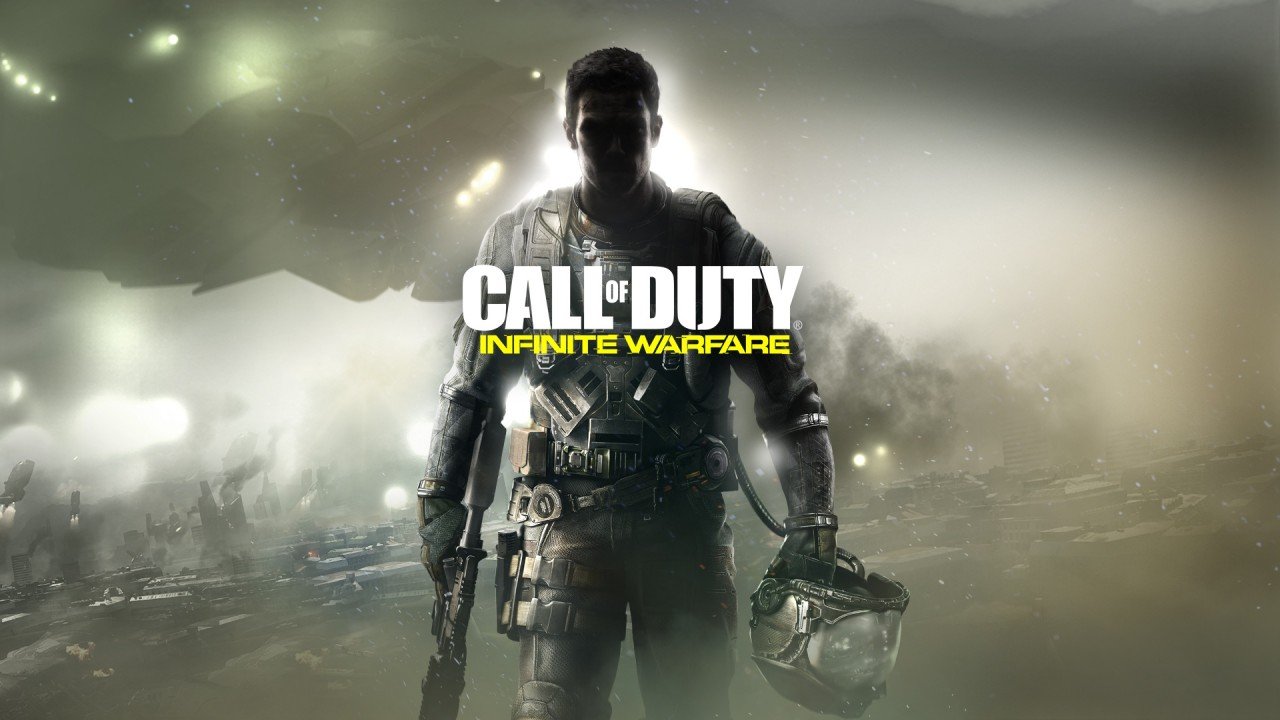 Infinite Warfare Main Art Logo
