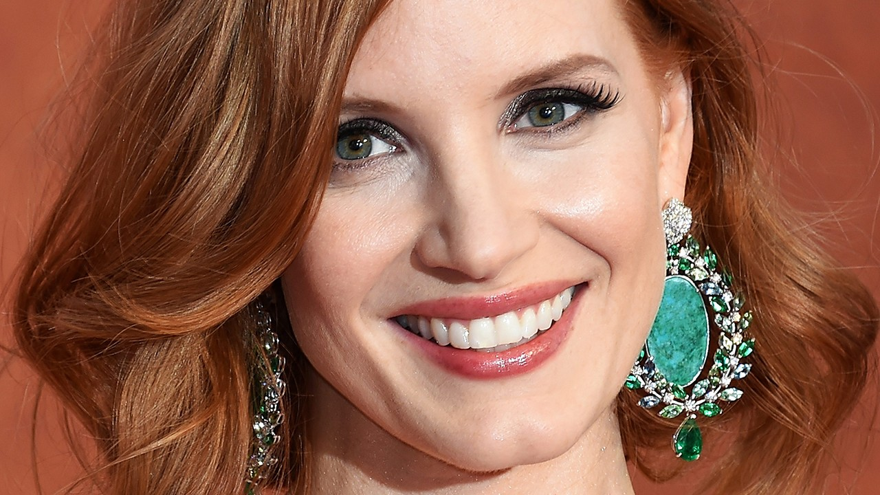 Jessica Chastain The Division Film