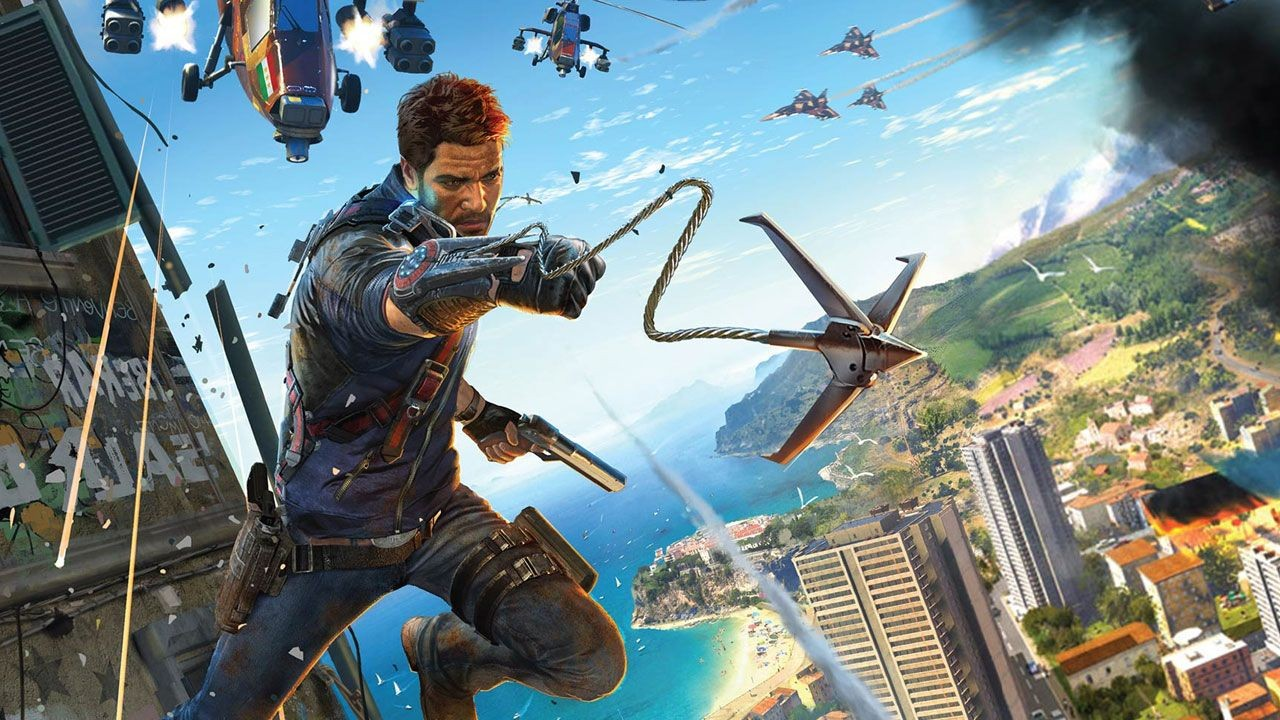 Just Cause 3 News Cover Rico