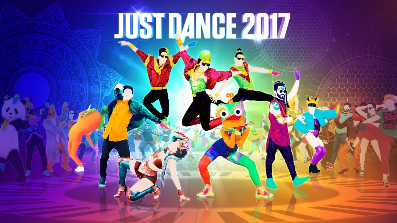 Just Dance 2017 Artwork