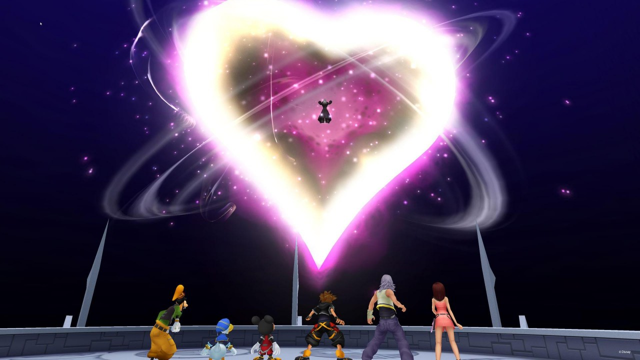 Kingdom Hearts Cuore