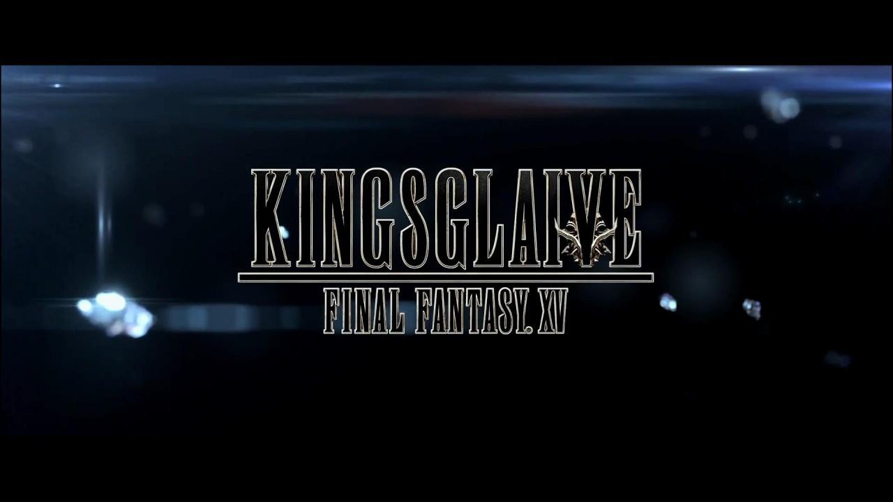 Kingsglaive Final Fantasy XV Logo