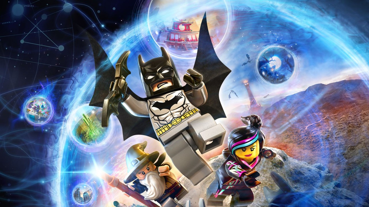 LEGO Dimensions Main Art
