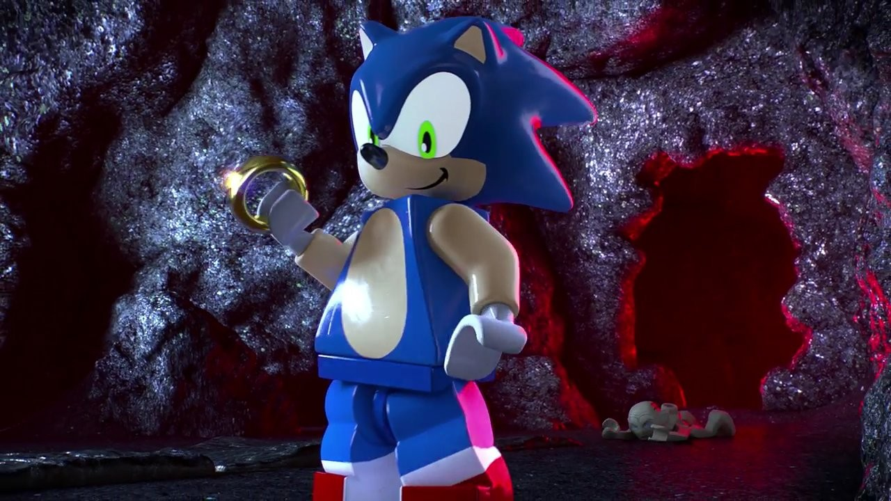 LEGO Dimensions Sonic DLC